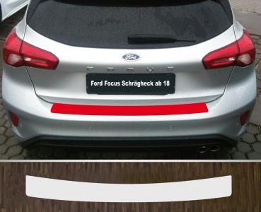 Lackschutzfolie Ladekantenschutz transparent Toyota Corolla Schrägheck ab 2019